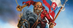 Iron Maiden budou headlinery festivalu Topfest. Přijedou i Ska-P