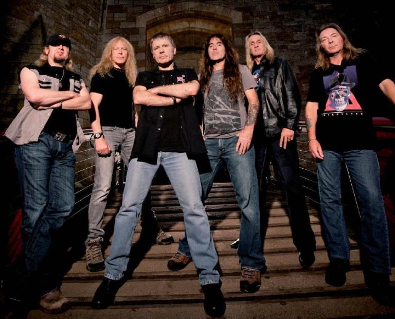 Iron Maiden dorazí se svojí osmdesátkovou show i do Česka