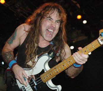 Steve Harris z Iron Maiden vydává sólovku