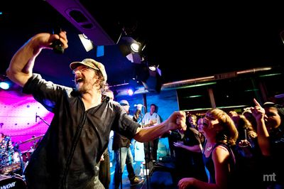 LIVE: J.A.R. roztočili Děcku v Jazzdocku