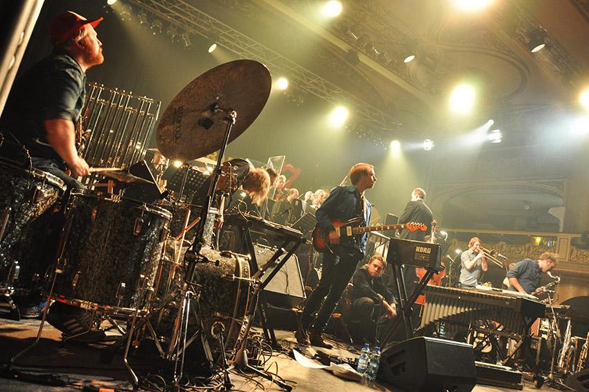 LIVE: Jazz, elektronika a smyčce Jaga Jazzist