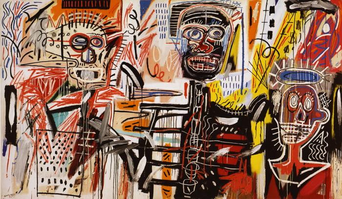 SMRT SI ŘÍKÁ ROCK'N'ROLL: Jean-Michel Basquiat (151.)