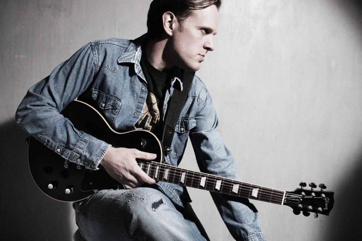 Joe Bonamassa v Praze opět rozezní svoji kytaru