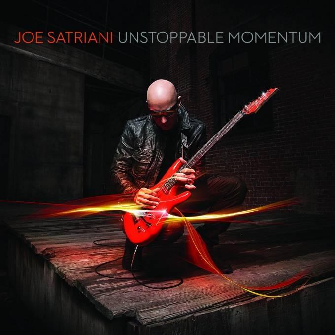 RECENZE: Skvělý Joe Satriani soumrak kytarových bohů neodvrátí