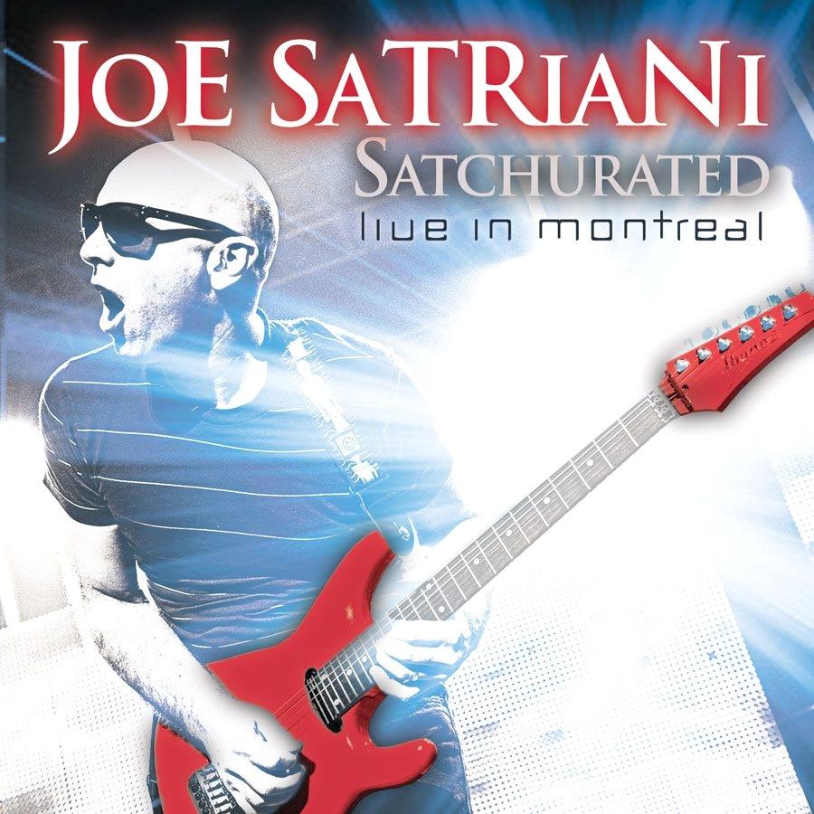 RECENZE: Joe Satriani vyžaduje notnou dávku sebekázně