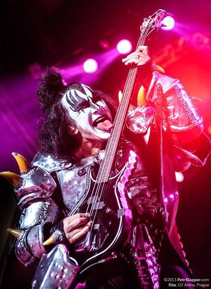 LIVE: Cirkusáci Kiss a jejich monstrum obsadili Prahu