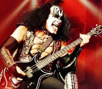 Síň slávy je vtip, říká Gene Simmons z Kiss