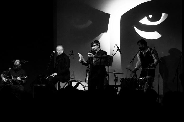 Kafka Band interview: Kafka neměl hudbu rád