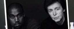 AUDIO: Kanye West zpívá pro dceru. A kdo je ten Paul McCartney?