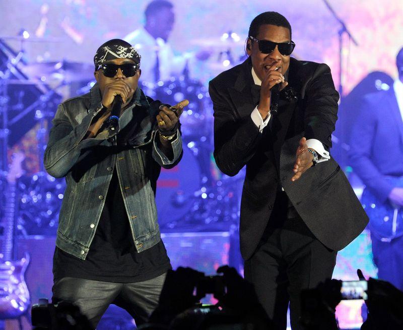 Kanye West a Jay-Z se sešli v novém tracku Clique