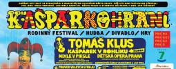 Rodinný festival Kašpárkohraní letos na Letné rozezní Tomáš Klus, vstup je zdarma