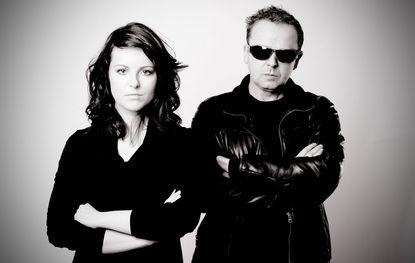 Katarína Knechtová vydává album, půjčila si ex-bubeníka Depeche Mode