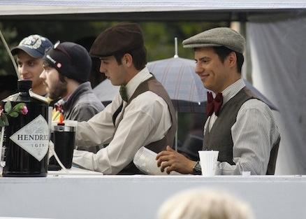 Hendrick's barmanské originální hry proběhnou podruhé už tuto neděli