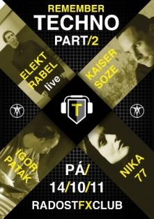 Igor Pataky a další DJs se v Radosti FX postarají o skvělou párty