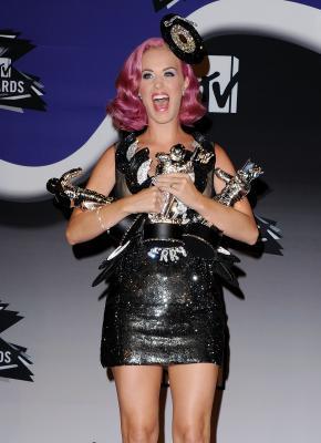Ceny MTV VMA rozdány, vévodila jim Katy Perry, Adele a Beyoncé