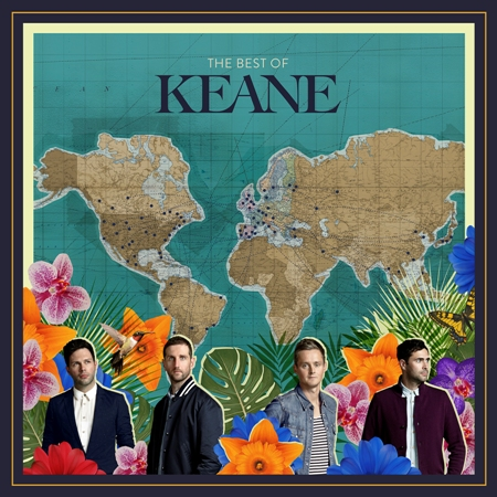 Keane Best of Final Cover