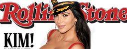 POST SCRIPTUM (3.): Rolling Stone se s coverem Kim Kardashian dotkl dna