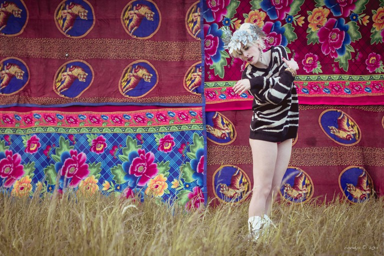 ROCKBLOG: Kterak se z Kláry Vytiskové vesnická holka stala