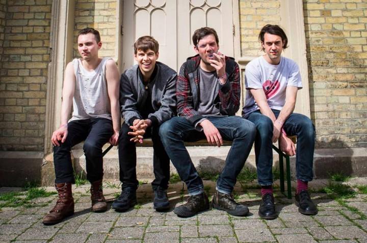 Praha přivítá Klaxons i s jejich novým albem
