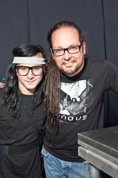 Dubstep je elektronický heavy metal, říká Jonathan Davis z Korn