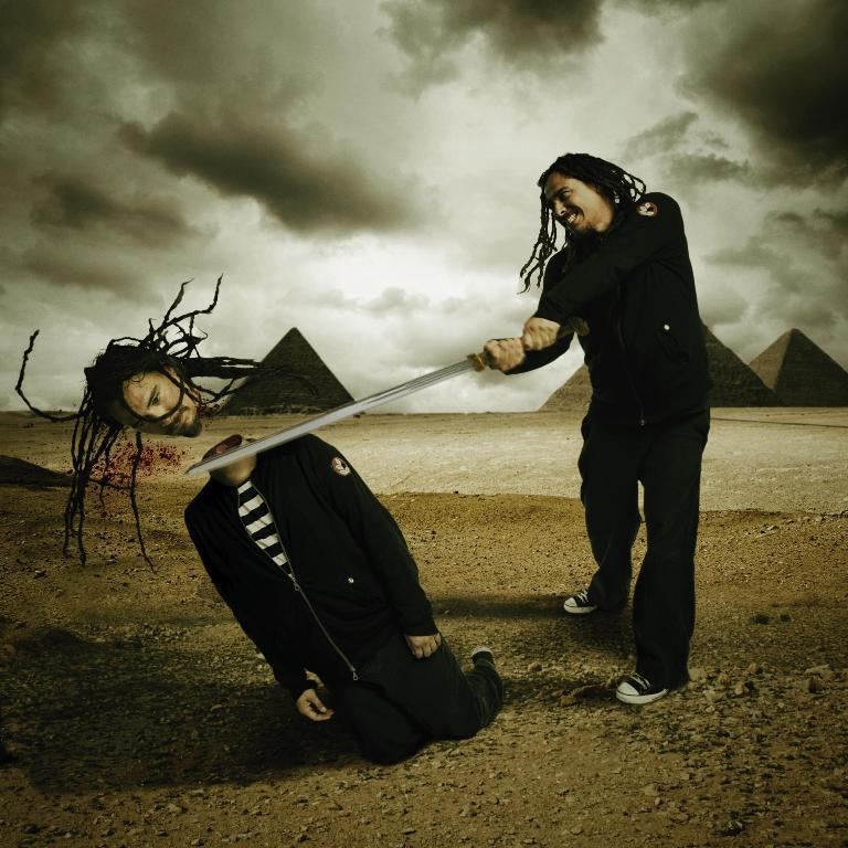 Jonathan Davis z Korn: Podivín z pitevny
