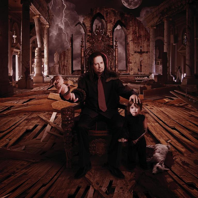 Jonathan Davis z Korn chystá sólovku ve stylu electro