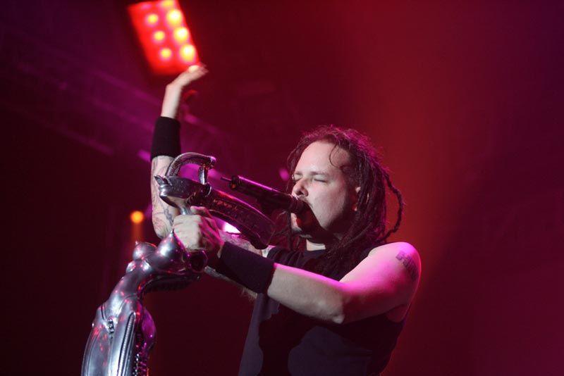 LIVE: Jaký byl první koncert Korn v Česku?