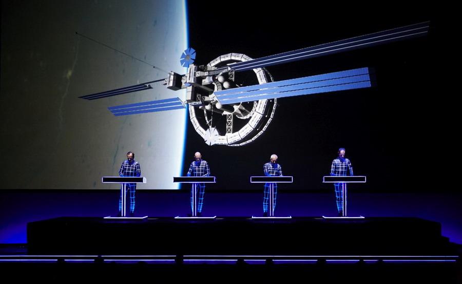 Elektroničtí mágové Kraftwerk po jedenácti letech uhranou Prahu