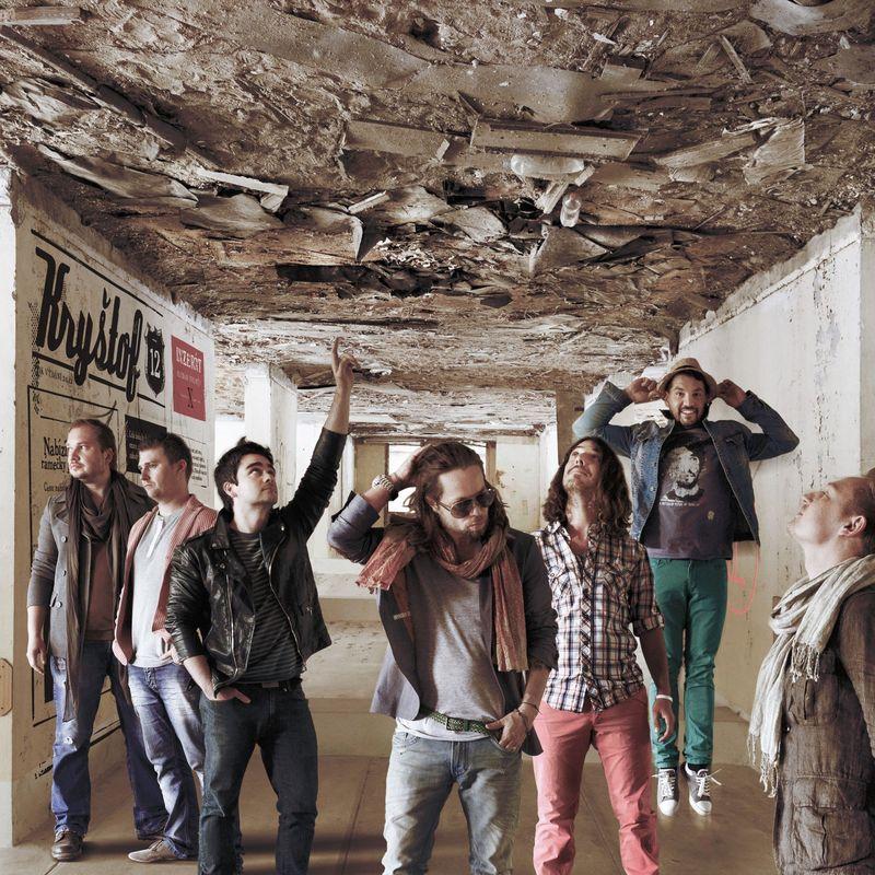 Kryštof má album přes inzerát, vyjde v říjnu