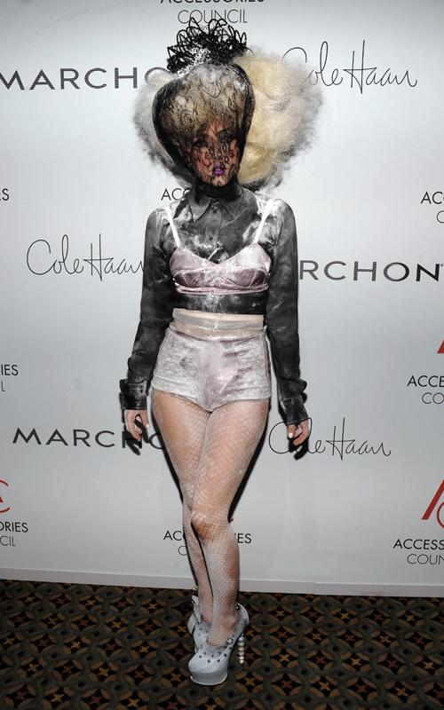 Lady Gaga: Mluvčí dekadence