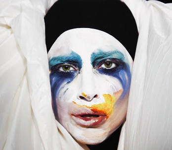 lady gaga applause TOP