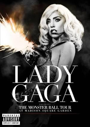 Lady Gaga vydá své první DVD, půjde o záznam newyorského koncertu