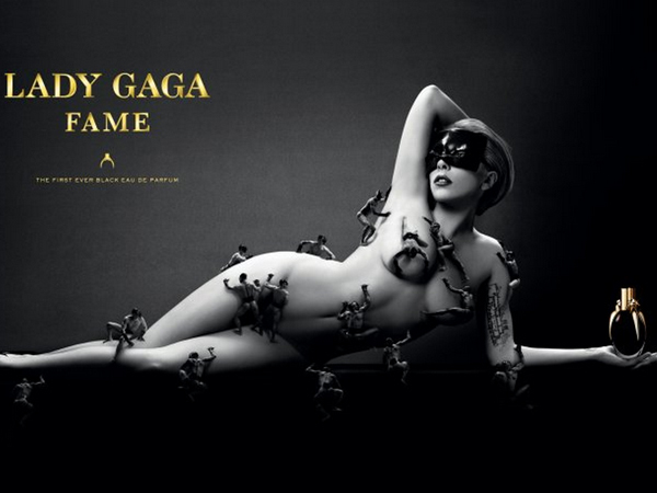 Lady Gaga propůjčila svoje nahé tělo reklamě