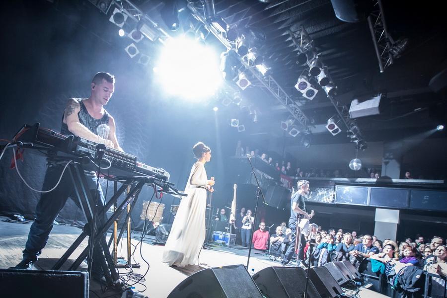 LIVE: Lamb neumějí živě naplno využít potenciál studiových desek