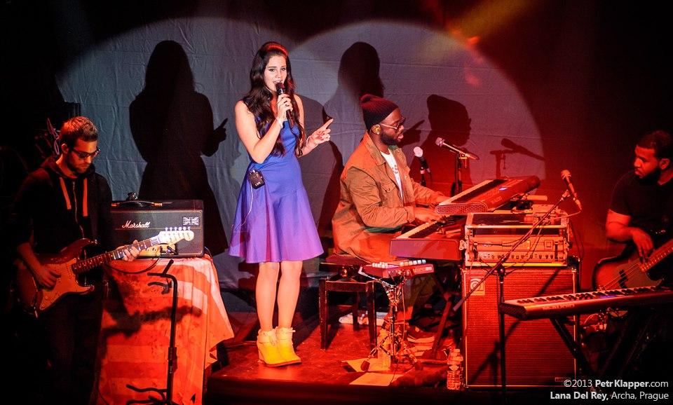 Lana Del Rey nahrává album s Markem Ronsonem