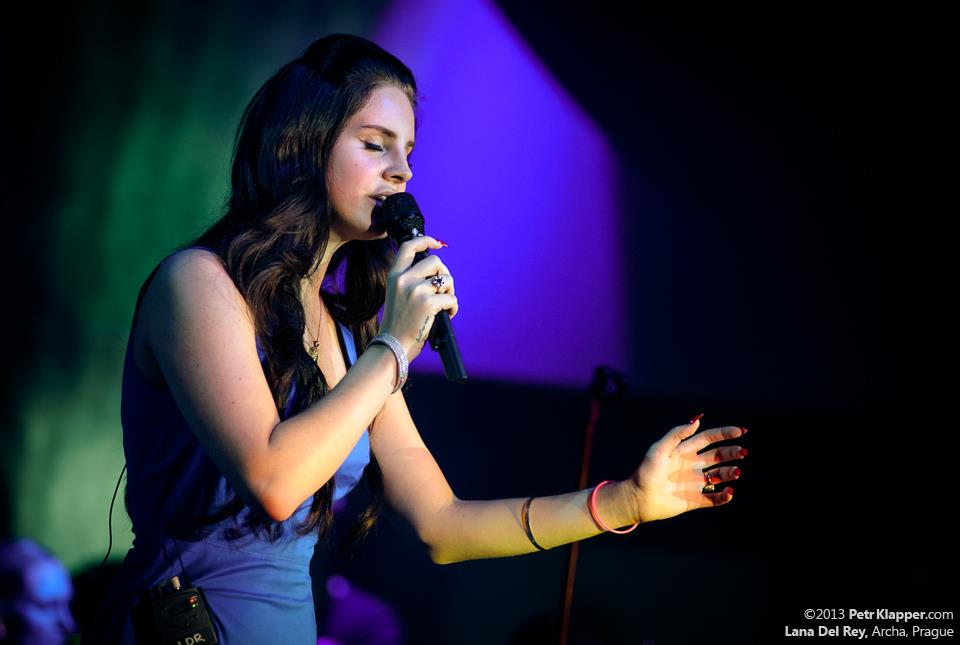 AUDIO: Lana Del Rey skládá pro Tima Burtona