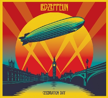 led zeppelin celebrationday cover