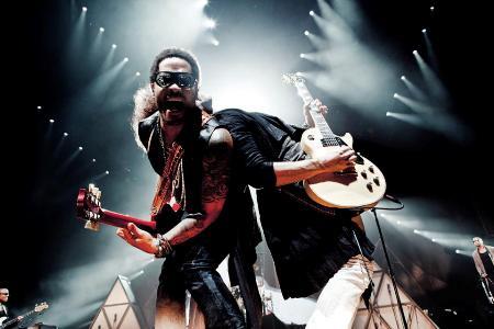 Lenny Kravitz pracuje na nové desce, bude se jmenovat Negrophilia