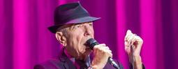 LIVE: Leonard Cohen v O2 Areně jako shledání s dávným přítelem