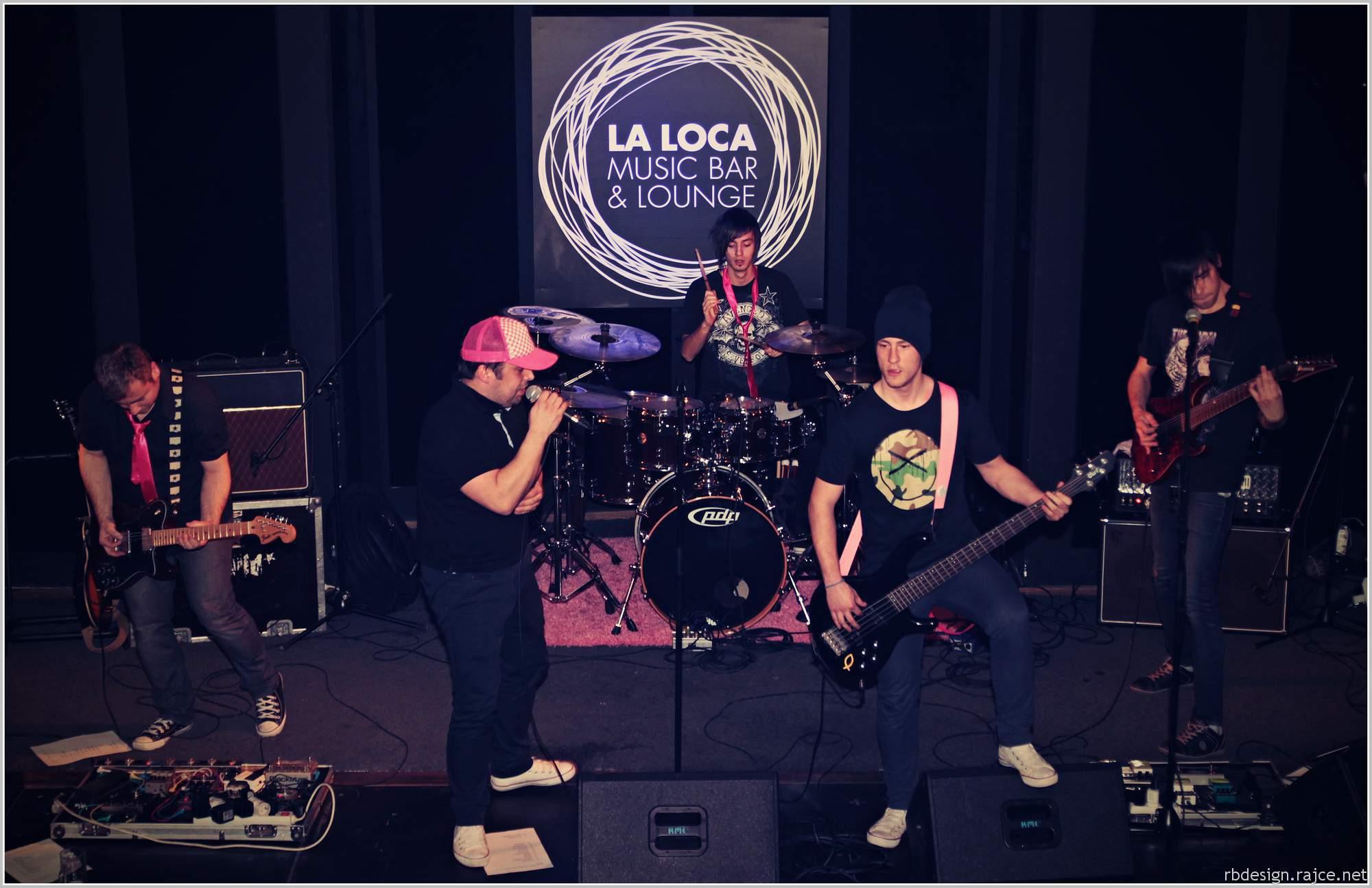 Jarní turné kapely Liwid: nové skladby a originální soutěž