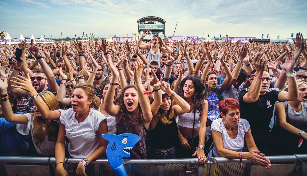 LIVE: Muse skvěle zakončili berlínskou Lollapaloozu