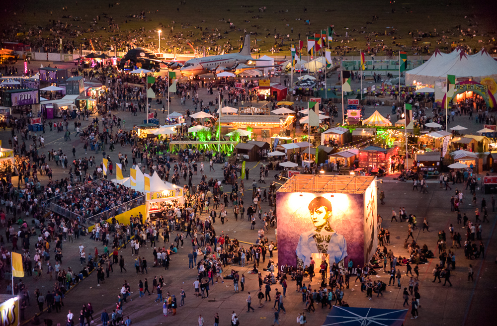 LIVE: Lollapalooza Berlín nabídla spoustu přešlapů, vyvážili je skvělý Macklemore a další