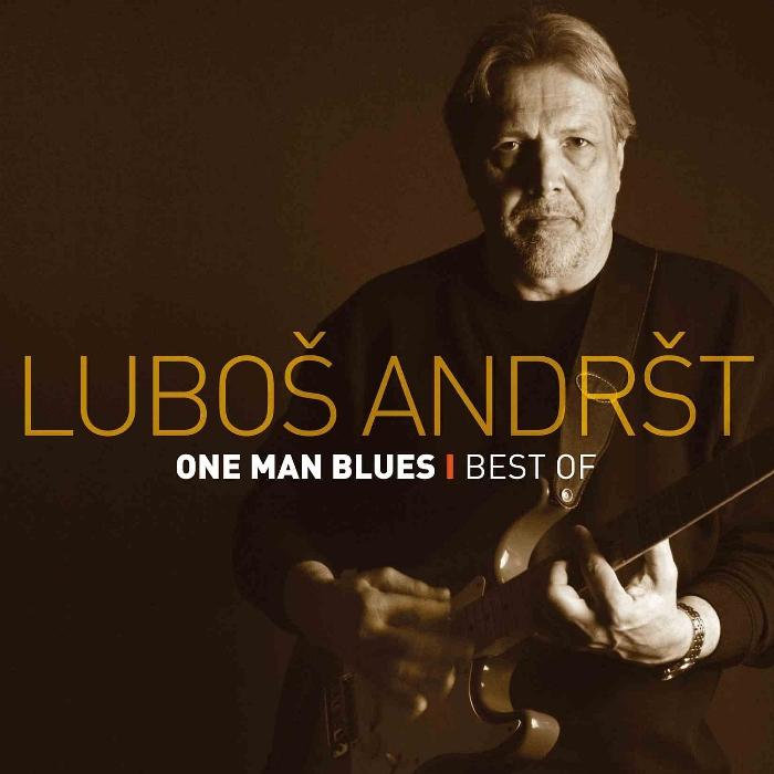 RECENZE: Kytarový mistr Luboš Andršt nastavuje bluesovou tvář