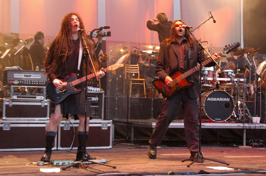 RETRO: Kterak se Lucie v roce 2004 přátelila se symfoniky