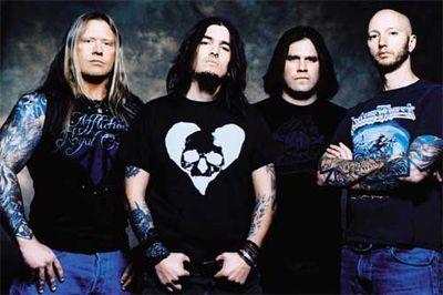 Metallica sází na jistotu, do Prahy přiveze pekelníky Machine Head