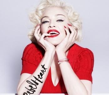 RECENZE: Madonna zní často umělohmotně, popu však stále kraluje