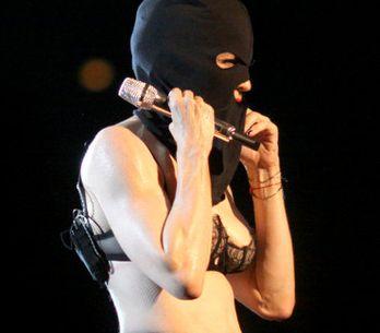 Madonna v Moskvě podpořila vězněné členky Pussy Riot