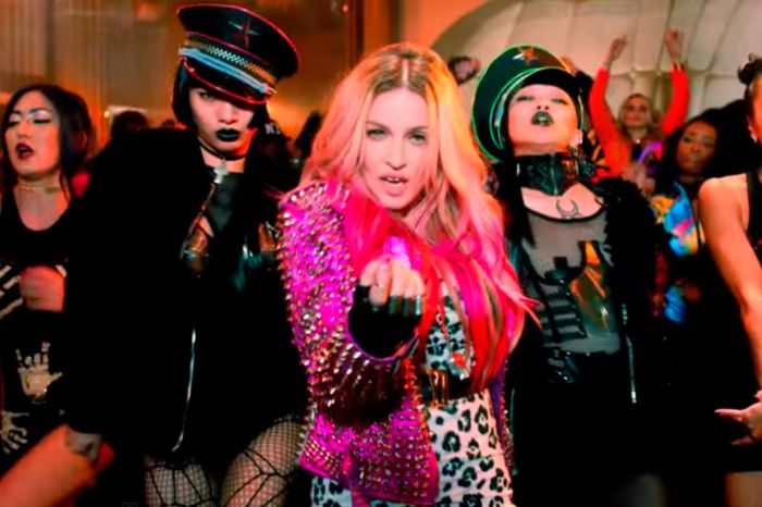 VIDEO: Madonna se singly neuspěla, tak to zkouší s remixem