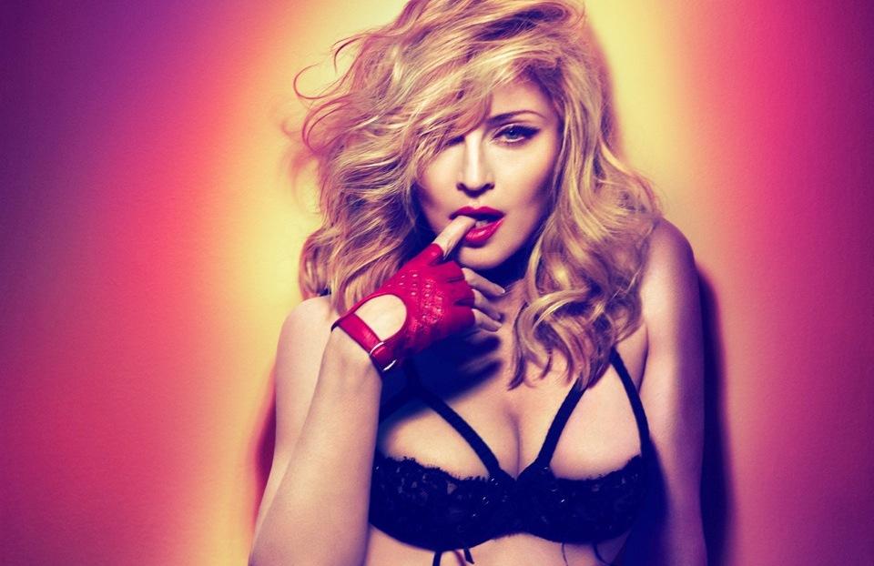 Madonna znovu na pódiu. Sestřih úspěšného MDNA Tour vyjde v září