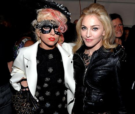Madonna zpívá Lady Gaga, udělala cover Born This Way